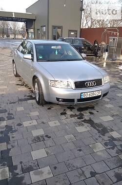 Audi A4 2003 в Бучачі