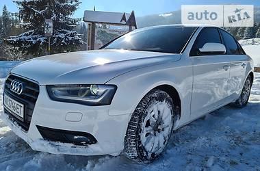 Audi A4 2014 в Мукачево