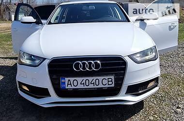 Audi A4 2014 в Ужгороде