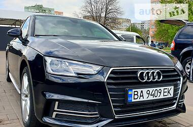 Audi A4 2016 в Кропивницком