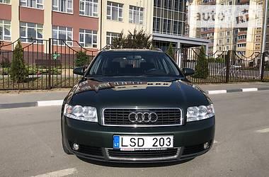 Универсал Audi A4 2003 в Харькове