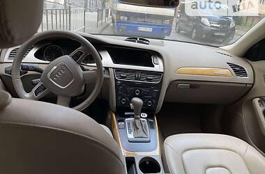 Седан Audi A4 2009 в Львове