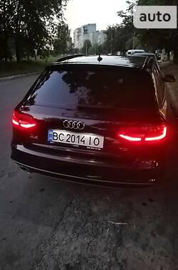 Унiверсал Audi A4 2015 в Львові