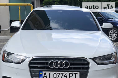 Седан Audi A4 2013 в Ірпені