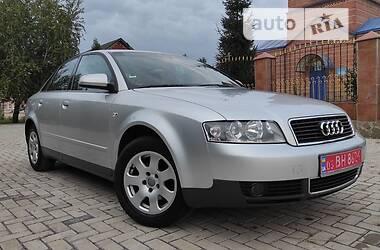 Седан Audi A4 2002 в Покровську