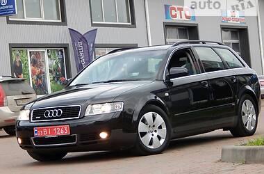 Унiверсал Audi A4 2002 в Сарнах