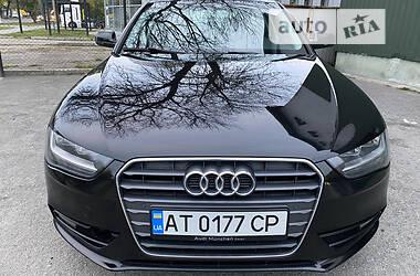 Унiверсал Audi A4 2012 в Івано-Франківську