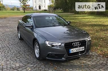 Audi A5 2016 в Ужгороді