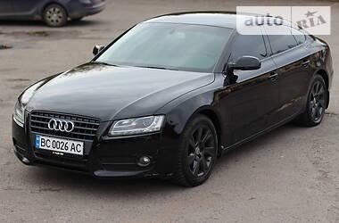 Audi A5 2010 в Львове