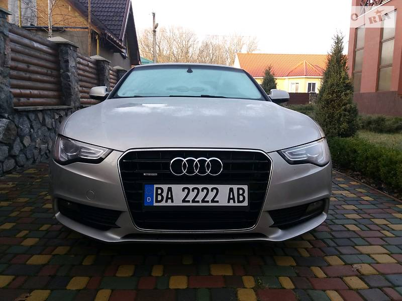 Audi A5 2013 в Кропивницком