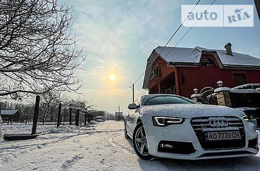 Купе Audi A5 2014 в Тячеві