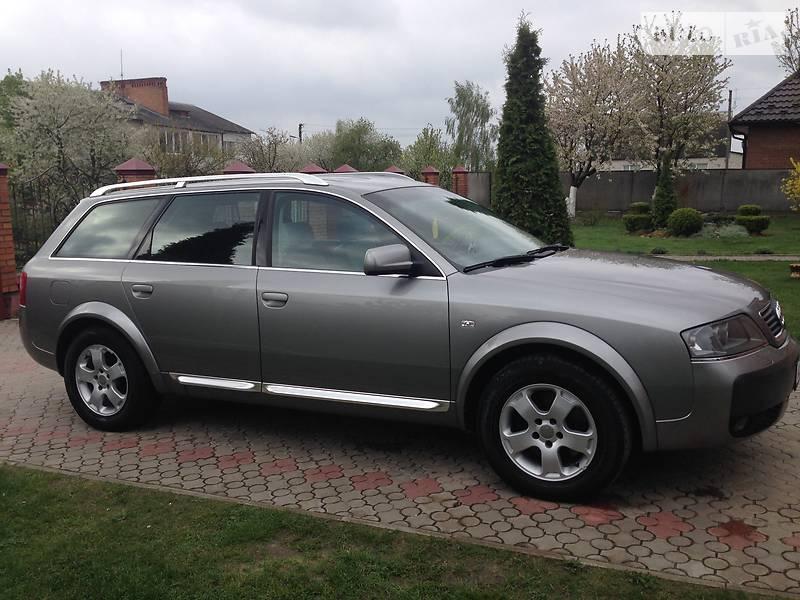 Audi A6 Allroad 2005 в Ковеле
