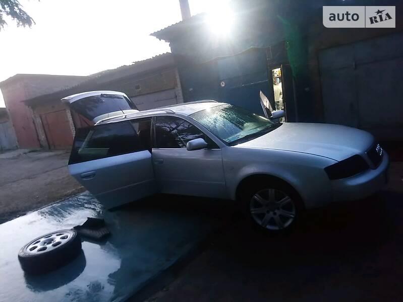 Audi A6 Allroad 2001 в Прилуках