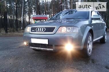Audi A6 Allroad 2002 в Чернигове