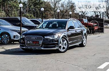 Audi A6 Allroad 2014 в Киеве