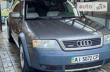 Audi A6 Allroad 2002 в Киеве