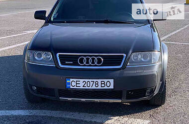 Audi A6 Allroad 2001 в Черновцах
