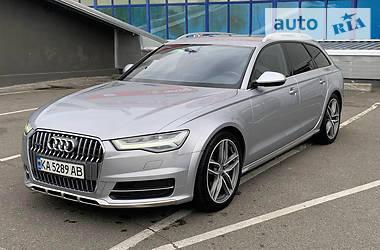 Audi A6 Allroad 2015 в Киеве