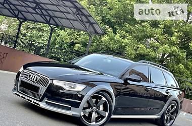 Audi A6 Allroad FULL 2013