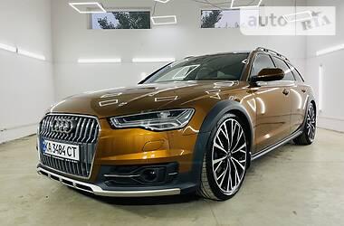 Универсал Audi A6 Allroad 2017 в Киеве