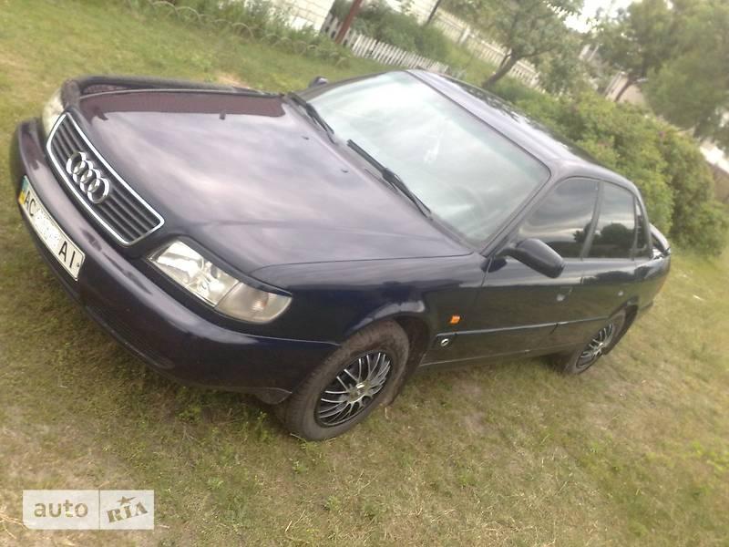 Audi A6 1997 в Ратным