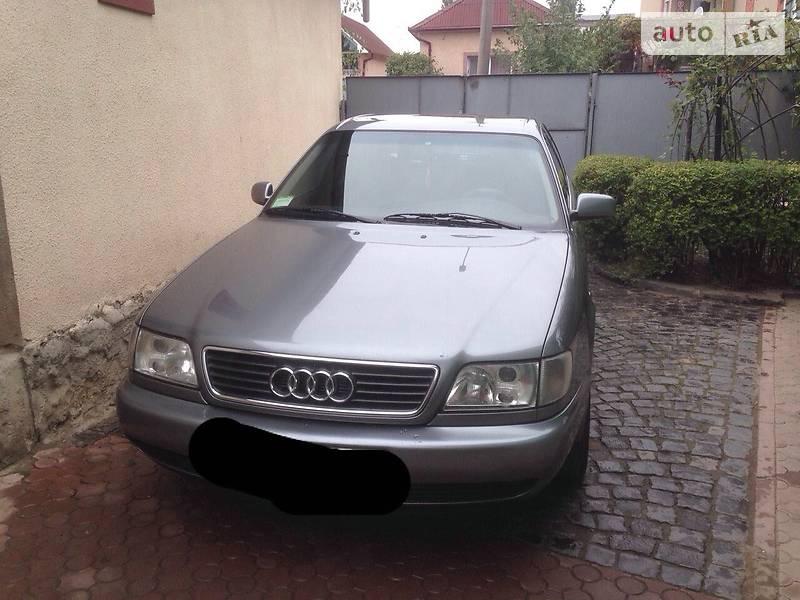 Audi A6 1995 года в Ужгороде