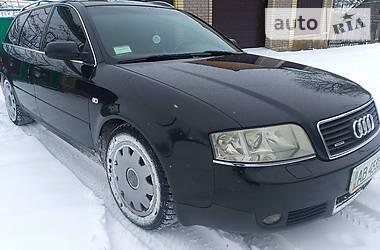 Audi A6 quattro 2002