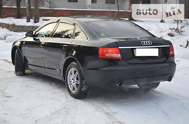 Audi A6 quattro 2007