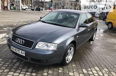 Audi A6 1.8 i 20V T 2002