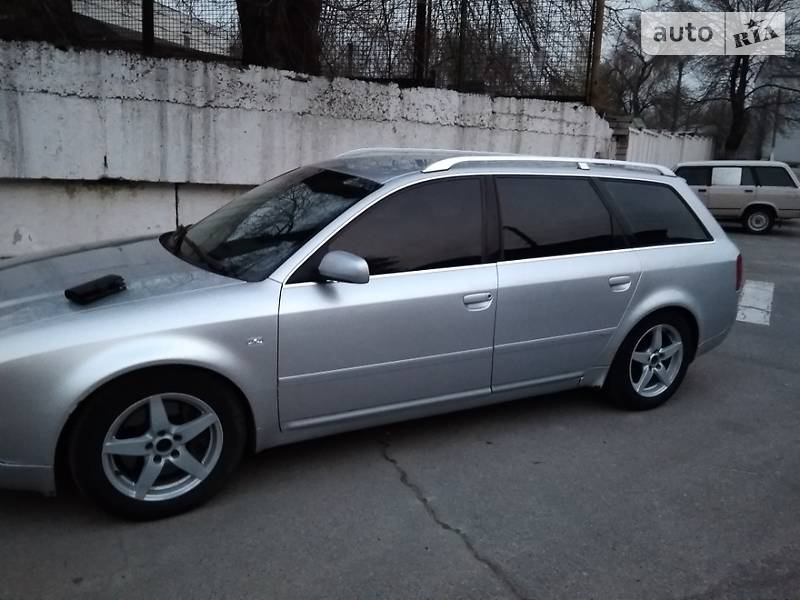 Audi A6 2003 в Запорожье