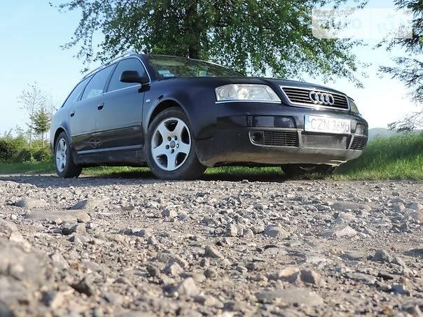 Audi A6 2000 в Коломые