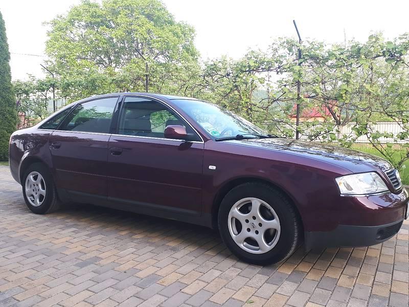Audi A6 1998 в Вижнице