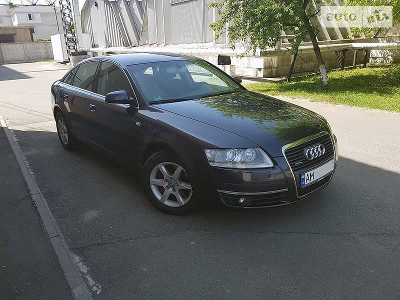 Audi A6 2008 в Киеве