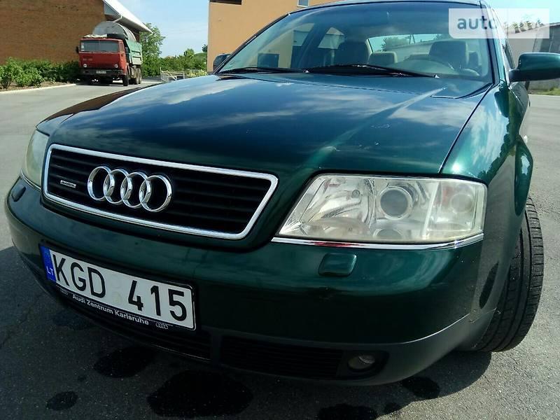 Audi A6 2003 в Немирове