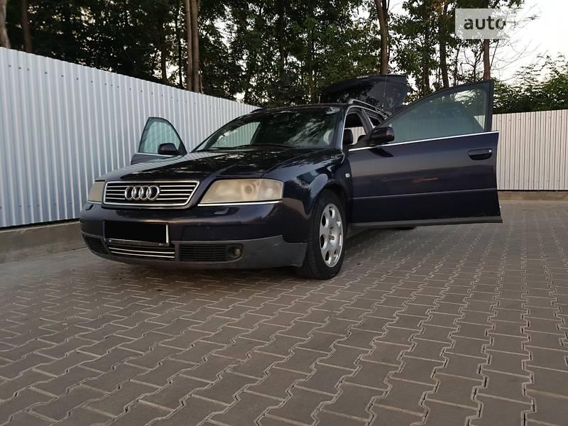 Audi A6 1998 года в Ивано-Франковске