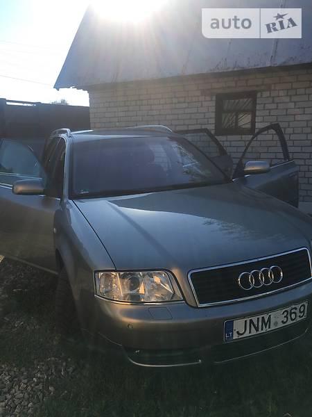 Audi A6 2002 года в Сумах