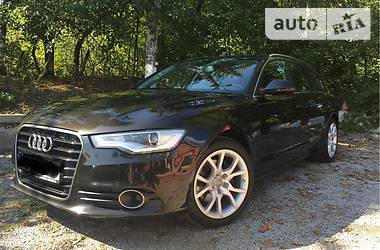 Audi A6 140KW