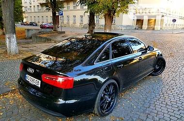 Audi A6 2013 в Ужгороде