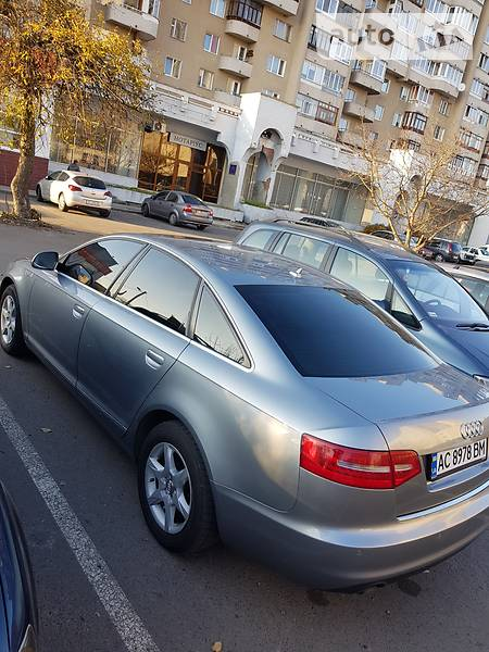 Audi A6 2009 года в Луцке