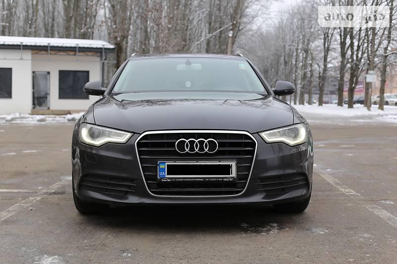 Audi A6 2013 года в Ужгороде