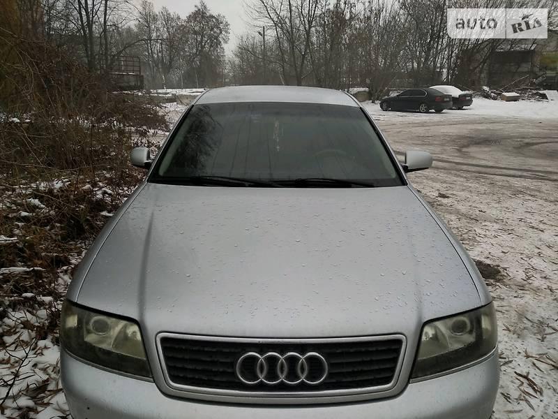 Audi A6 1998 року в Тернопілі