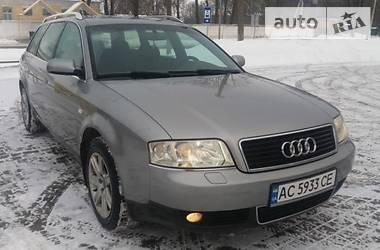 Audi A6 2001 в Владимир-Волынском