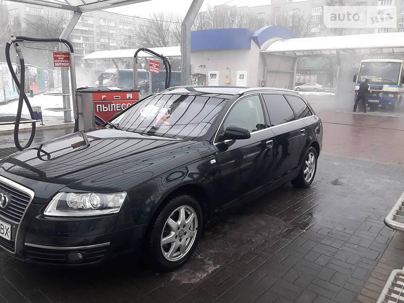 Audi A6 2006 года в Луцке