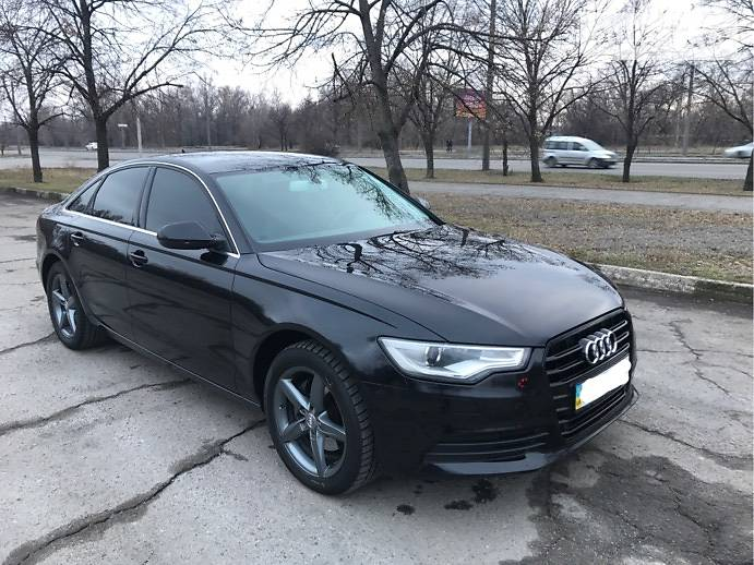 Audi A6 2013 года в Запорожье
