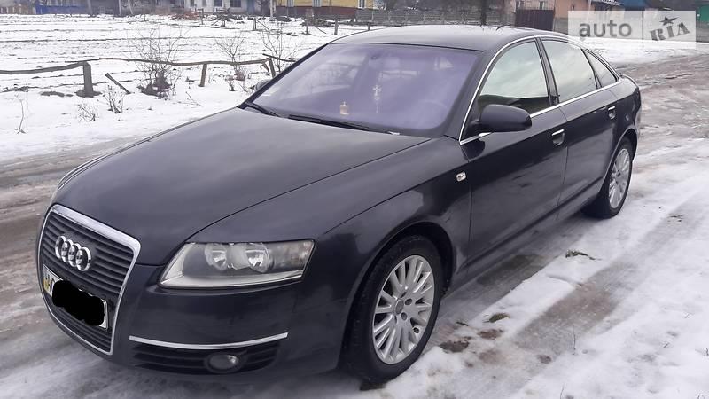 Audi A6 2008 года в Луцке