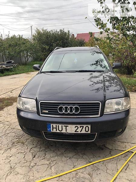 Audi A6 2003 года в Луцке