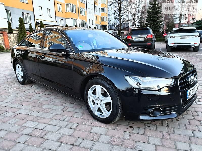 Audi A6 2011 года в Ивано-Франковске