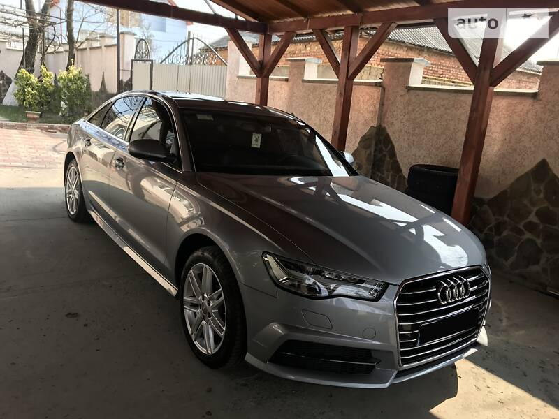 Audi A6 2016 в Ужгороді