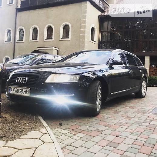 Audi A6 2005 года в Донецке