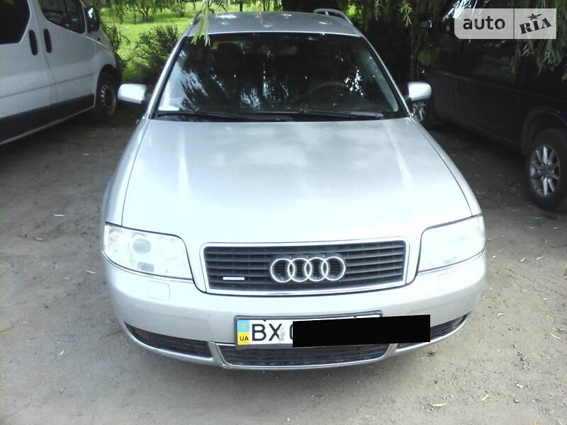 Унiверсал Audi A6 2003 в Старокостянтинові